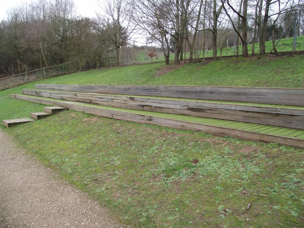 22. The amphitheatre