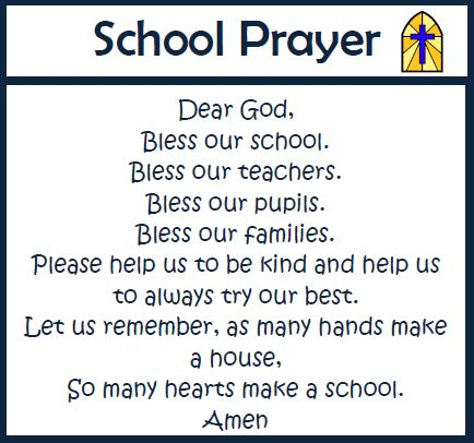 School prayer image